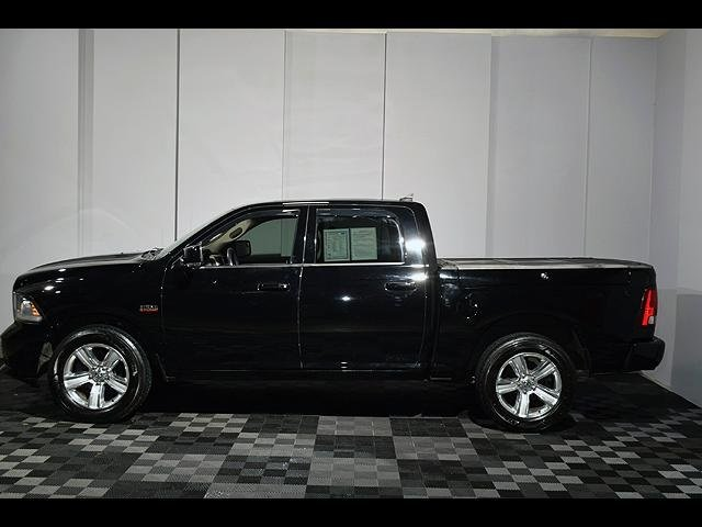 2014 Ram 1500 Crew Cab 4x4,  Pickup #BB03700B - photo 6