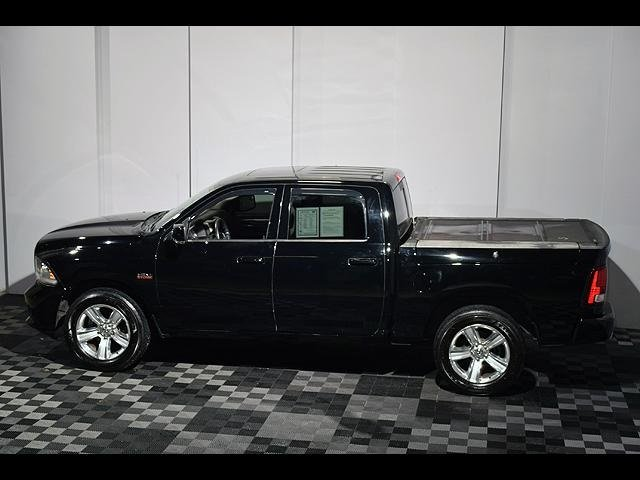 2014 Ram 1500 Crew Cab 4x4,  Pickup #BB03700B - photo 7