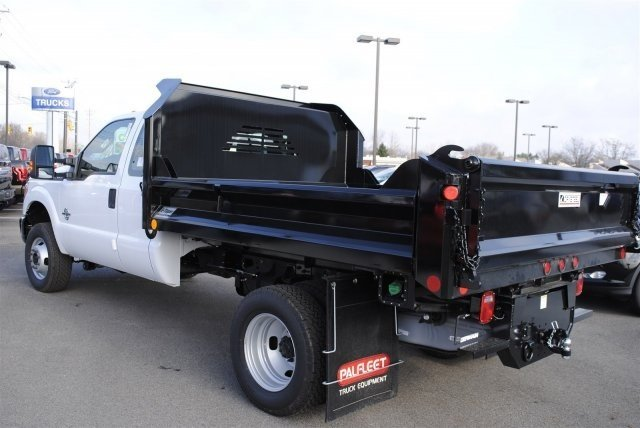 2016 F-350 Super Cab DRW 4x4, Crysteel Dump Body #EA67552 - photo 2