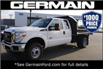 2016 F-350 Super Cab DRW 4x4, Crysteel Dump Body #EA67552 - photo 1