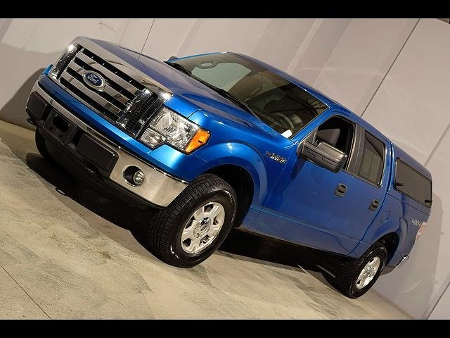 2011 F-150 Super Cab 4x4, Pickup #EA82072B - photo 12