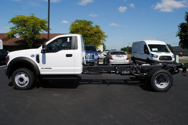 2018 F-450 Regular Cab DRW,  Cab Chassis #EC38136 - photo 3