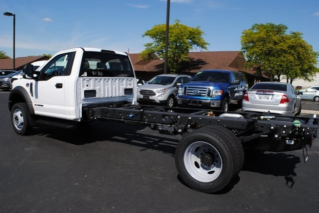 2018 F-450 Regular Cab DRW,  Cab Chassis #EC38136 - photo 2