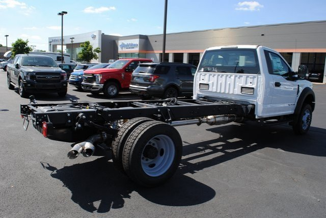 2018 F-450 Regular Cab DRW 4x2,  Cab Chassis #EC38136 - photo 5