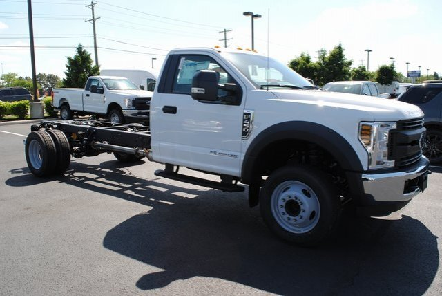 2018 F-450 Regular Cab DRW,  Cab Chassis #EC38136 - photo 7