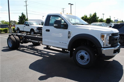 2018 F-450 Regular Cab DRW 4x2,  Cab Chassis #EC38136 - photo 7