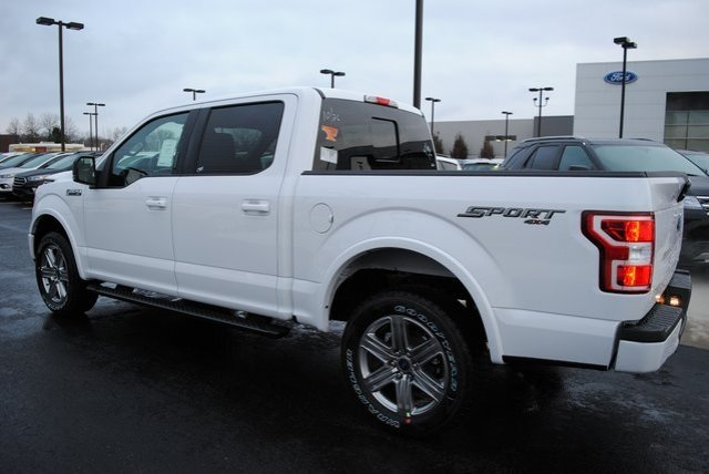 2019 F-150 SuperCrew Cab 4x4,  Pickup #FA11596 - photo 2