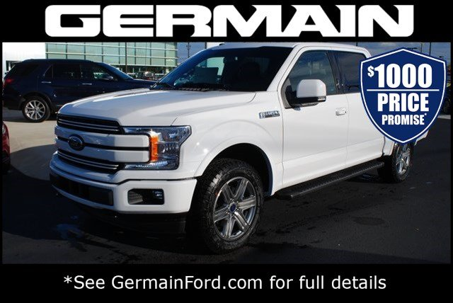 2018 F-150 Crew Cab 4x4, Pickup #FA46837 - photo 1