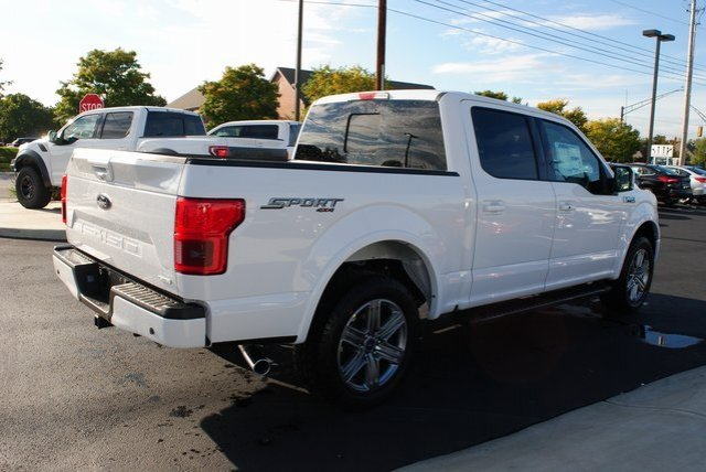 2018 F-150 Crew Cab 4x4, Pickup #FA46837 - photo 8