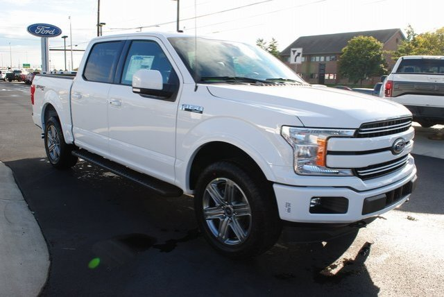 2018 F-150 Crew Cab 4x4, Pickup #FA46837 - photo 10