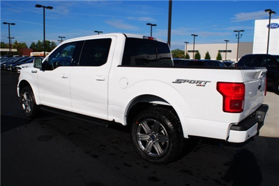 2018 F-150 Crew Cab 4x4, Pickup #FA46837 - photo 2