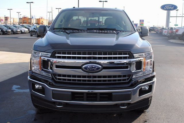 2018 F-150 Crew Cab 4x4, Pickup #FB24986 - photo 9