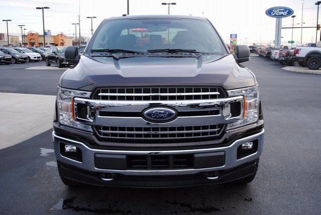 2018 F-150 SuperCrew Cab 4x4, Pickup #FB24989 - photo 9