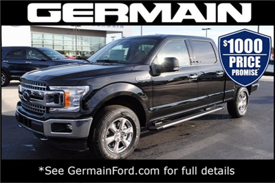 2018 F-150 Crew Cab 4x4 Pickup #FB24990 - photo 1