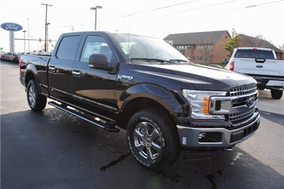 2018 F-150 Crew Cab 4x4 Pickup #FB24990 - photo 7