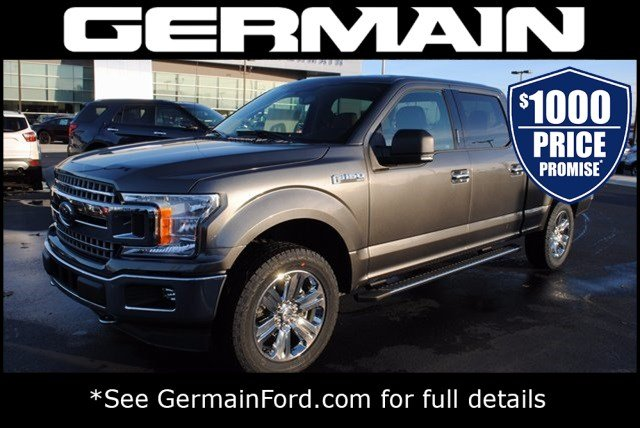 2018 F-150 Crew Cab 4x4, Pickup #FB24992 - photo 1