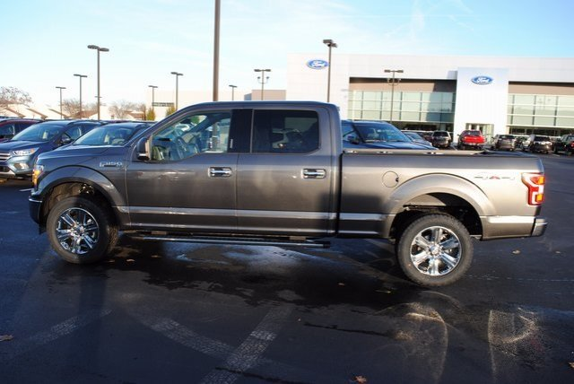 2018 F-150 Crew Cab 4x4, Pickup #FB24992 - photo 4