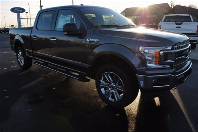 2018 F-150 Crew Cab 4x4, Pickup #FB24992 - photo 8