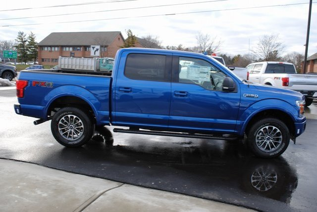 2018 F-150 Crew Cab 4x4, Pickup #FB55264 - photo 7