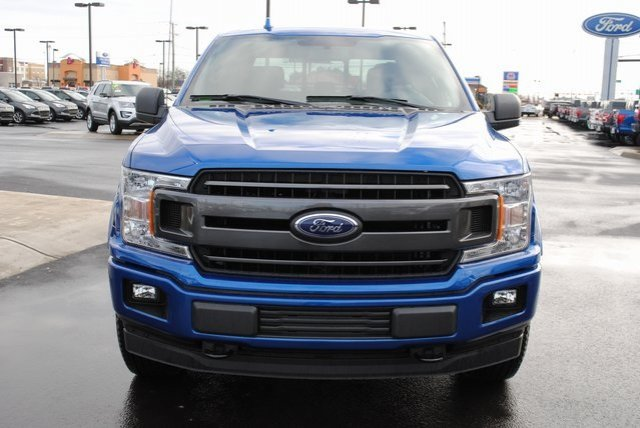 2018 F-150 Crew Cab 4x4, Pickup #FB55264 - photo 9