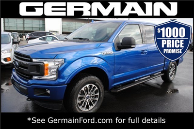 2018 F-150 Crew Cab 4x4, Pickup #FB55264 - photo 1