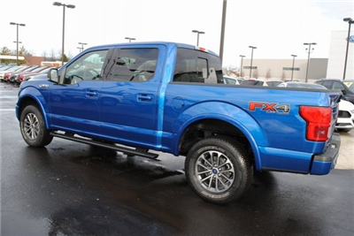 2018 F-150 Crew Cab 4x4, Pickup #FB55264 - photo 2