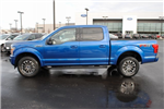 2018 F-150 Crew Cab 4x4, Pickup #FB55264 - photo 4