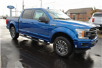 2018 F-150 Crew Cab 4x4, Pickup #FB55264 - photo 8
