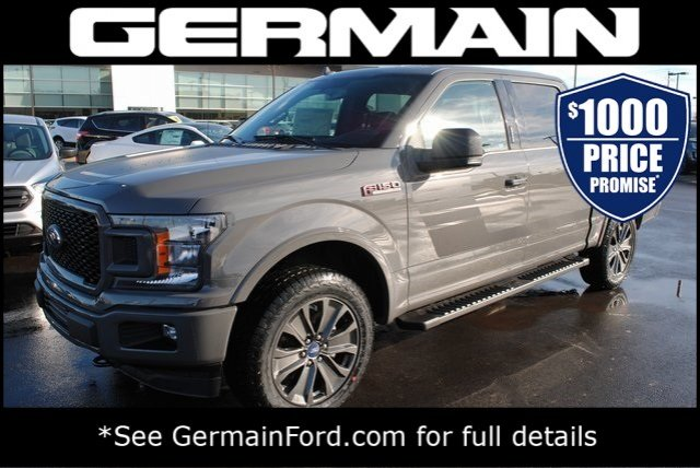 2018 F-150 Crew Cab 4x4 Pickup #FB56919 - photo 1