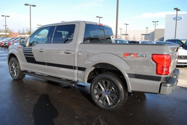 2018 F-150 Crew Cab 4x4 Pickup #FB56919 - photo 2