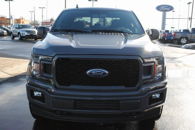 2018 F-150 Crew Cab 4x4 Pickup #FB56919 - photo 8
