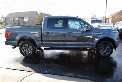 2018 F-150 Crew Cab 4x4 Pickup #FB56919 - photo 6