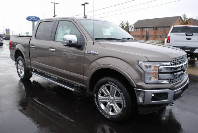 2018 F-150 SuperCrew Cab 4x4, Pickup #FB67561 - photo 8