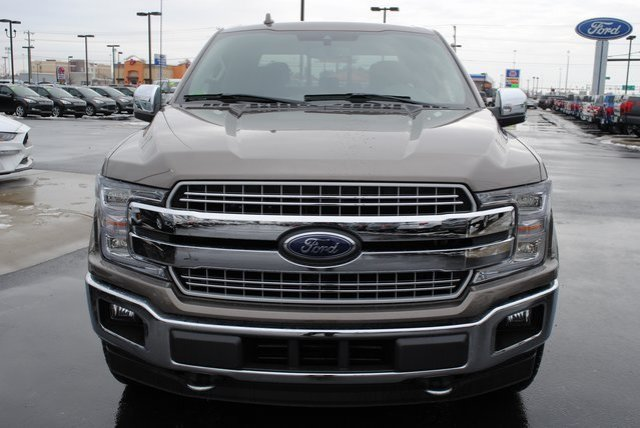 2018 F-150 SuperCrew Cab 4x4, Pickup #FB67561 - photo 9