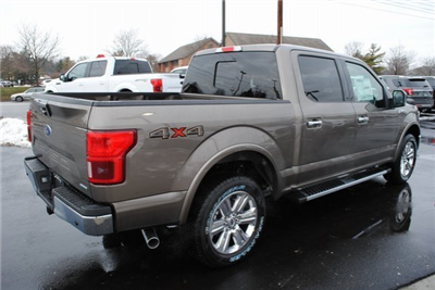 2018 F-150 SuperCrew Cab 4x4, Pickup #FB67561 - photo 6