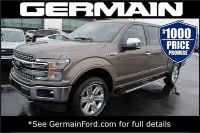 2018 F-150 SuperCrew Cab 4x4, Pickup #FB67561 - photo 1