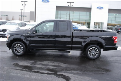 2018 F-150 Super Cab 4x2,  Pickup #FB83081 - photo 4