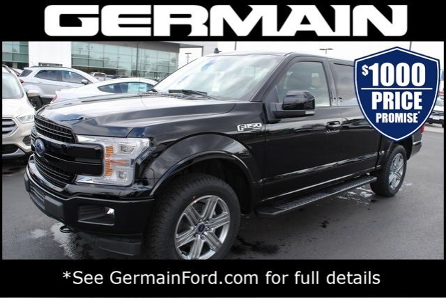 2018 F-150 Crew Cab 4x4, Pickup #FB98433 - photo 1
