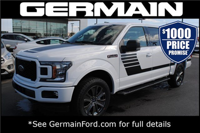 2018 F-150 SuperCrew Cab 4x4, Pickup #FC12941 - photo 1