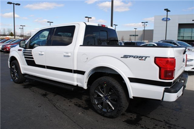 2018 F-150 SuperCrew Cab 4x4, Pickup #FC12941 - photo 2
