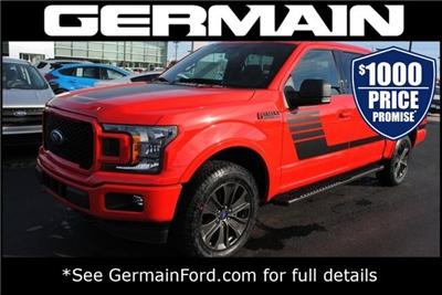 2018 F-150 Crew Cab 4x4, Pickup #FC26160 - photo 1