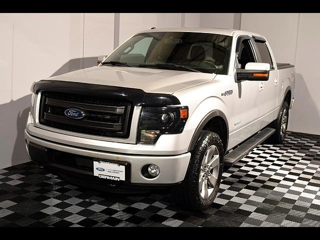 2013 F-150 SuperCrew Cab 4x4,  Pickup #FC94244A - photo 12
