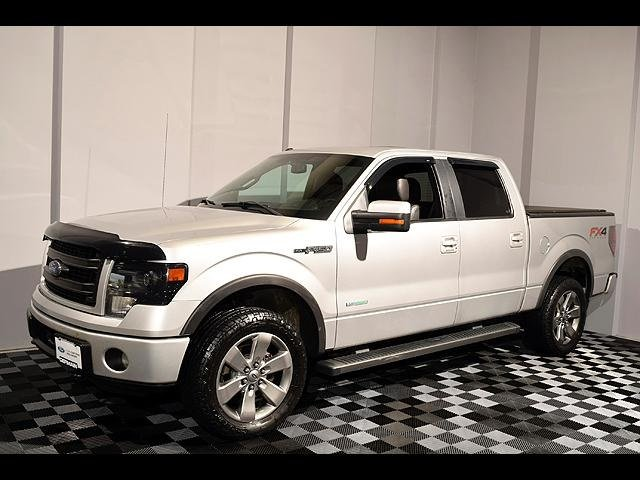 2013 F-150 SuperCrew Cab 4x4,  Pickup #FC94244A - photo 13