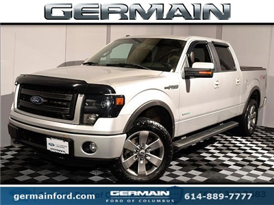 2013 F-150 SuperCrew Cab 4x4,  Pickup #FC94244A - photo 1
