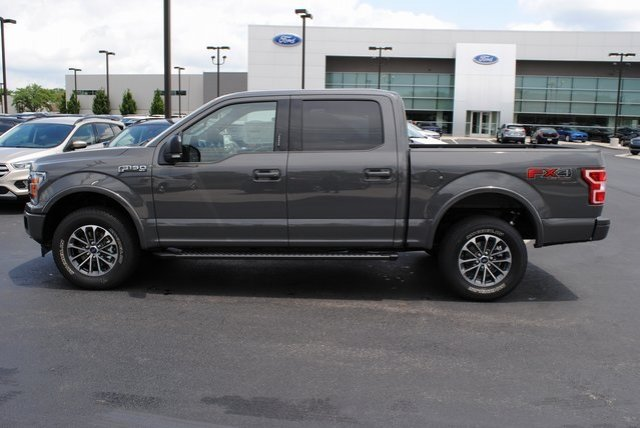 2018 F-150 SuperCrew Cab 4x4,  Pickup #FC99422 - photo 3