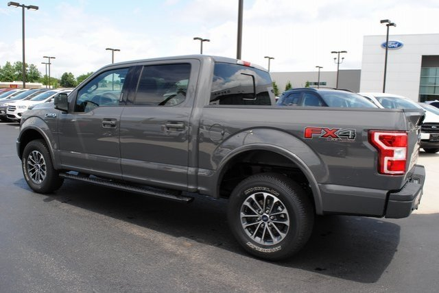 2018 F-150 SuperCrew Cab 4x4,  Pickup #FC99422 - photo 2