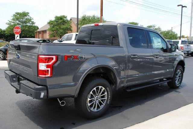 2018 F-150 SuperCrew Cab 4x4,  Pickup #FC99422 - photo 5