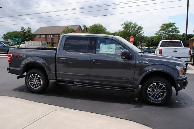 2018 F-150 SuperCrew Cab 4x4,  Pickup #FC99422 - photo 6