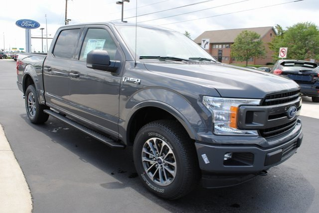 2018 F-150 SuperCrew Cab 4x4,  Pickup #FC99422 - photo 7