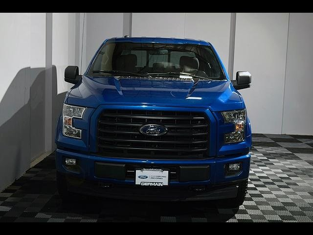 2017 F-150 SuperCrew Cab 4x4,  Pickup #FD37994Z - photo 11